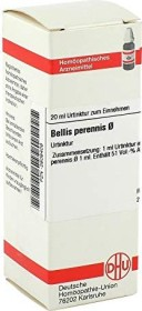 DHU Bellis perennis Urtinktur, 20ml