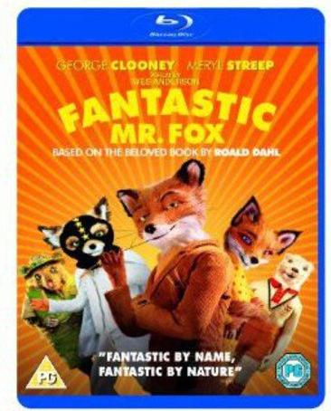 Fantastic Mr. Fox (Blu-ray) (UK) -- via Amazon Partnerprogramm