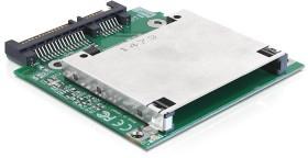 DeLOCK single-slot-Card Readers, SATA 7-Pin [plug] (91714)