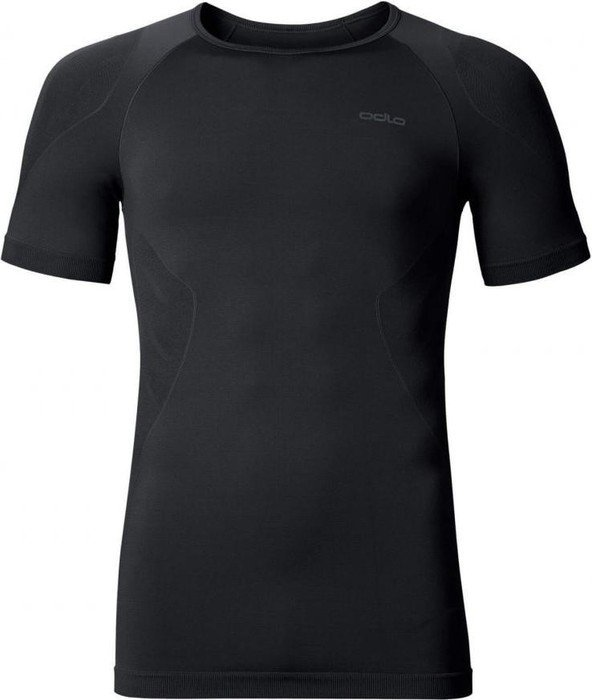 beb866f1a1b749 Odlo Evolution Light Shirt kurzarm schwarz (Herren)