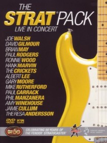 The Strat Pack Live - Celebrating 50 Year Of The Fender Stratocaster (DVD)