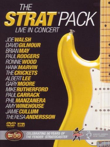 The Strat Pack Live - Celebrating 50 Year Of The Fender Stratocaster -- via Amazon Partnerprogramm