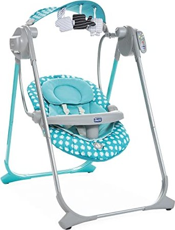 Chicco Polly Swing baby swing (various colours) -- via Amazon Partnerprogramm