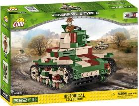 Cobi Historical Collection WW2 Vickers Mk. E Type B (2520)