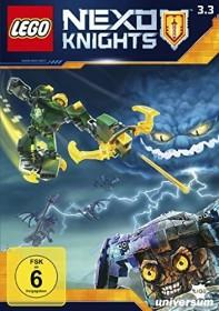 LEGO Nexo Knights Season 3.3 (DVD)