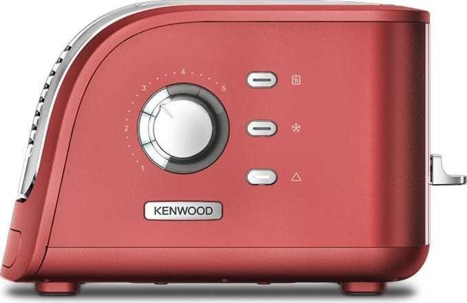 Kenwood TCM300RD Turbo Toaster