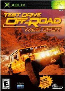 (Test Drive) Off-Road Wide Open (englisch) (Xbox)