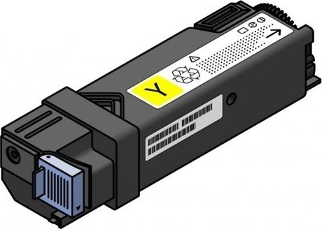 Compatible toner to Konica Minolta 1710188-001/Brother TN-01Y yellow -- via Amazon Partnerprogramm