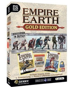 Empire Earth Gold (German) (PC)