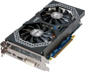HIS Radeon R9 270 iPower IceQ X² Turbo Boost Clock, 2GB GDDR5, DVI, HDMI, 2x mDP (H270QMT2G2M)