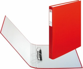 Herlitz maX.file protect Ringhefter A4, 25mm, rot (05364039)