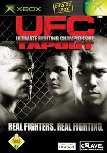 UFC Ultimate Fighting Championship: Tapout (niemiecki) (Xbox)