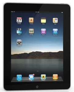 Apple iPad Wi-Fi, 32GB (MB293)
