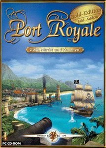 Port Royale Gold (German) (PC)