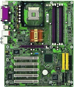 EPoX EP-4PDA5+, i865PE [dual PC-3200 DDR]