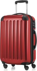 Hauptstadtkoffer Alex TSA Spinner erweiterbar 55cm rot glänzend (82780009)
