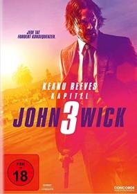 John Wick: Kapitel 3 (DVD)