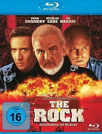 The Rock (Blu-ray) -- via Amazon Partnerprogramm