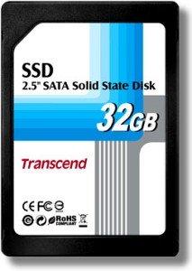 """Transcend SSD 2.5"""" 32GB, SATA (TS32GSSD25S-M)"""