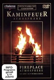 Kaminfeuer Atmosphäre (DVD)