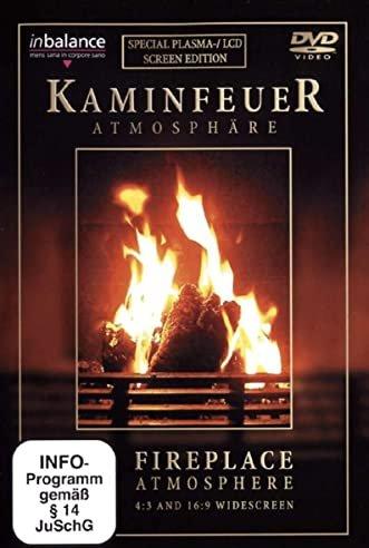 Kaminfeuer Atmosphäre -- via Amazon Partnerprogramm