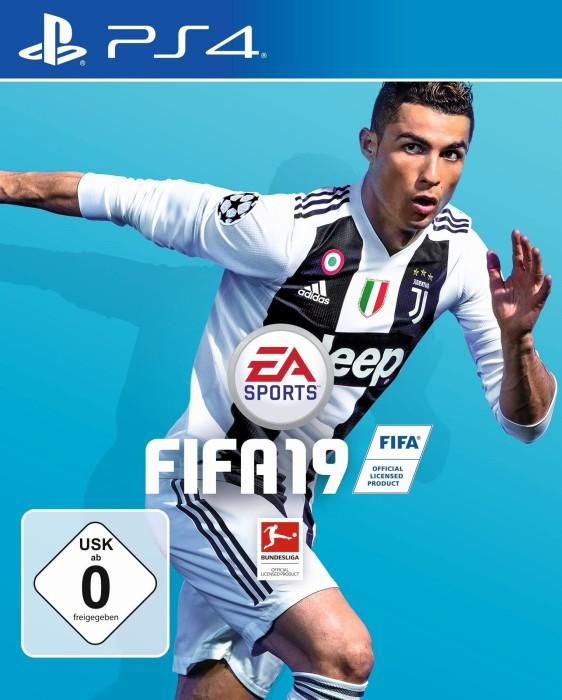 EA Sports FIFA Football 19 (deutsch) (PS4)