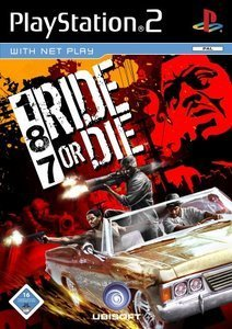 187 Ride or Die (English) (PS2)