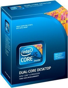 Intel Core i5-660, 2x 3.33GHz, boxed (BX80616I5660)