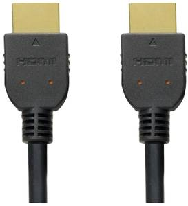 Panasonic RP-CHE15E-K High Speed HDMI Kabel mit Ethernet 1.5m schwarz