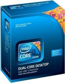 Intel Core i5-650, 2C/4T, 3.20GHz, boxed (BX80616I5650)