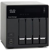 Cisco Small Business NSS 324 8TB, 2x Gb LAN (NSS324D08-K9)
