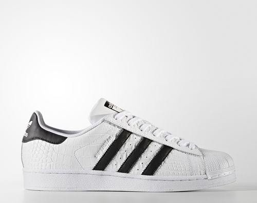 outlet store 9b399 2294f adidas Superstar white core black (BZ0198)