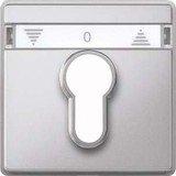 Merten Aquadesign Wippe, aluminium (348260)