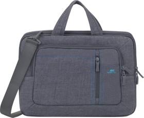 "RivaCase Alpendorf 7520 Canvas Laptop Bag 13.3-14"", grau"