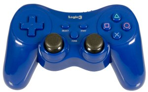 Logic3 Stealth wired Pad (PS3/PS2) (various colours)