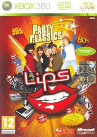 Lips - Party Classics (Xbox 360)