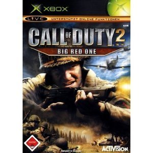 Call of Duty 2 - Big Red One (English) (Xbox)