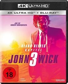 John Wick: Kapitel 3 (4K Ultra HD)