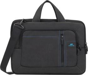 "RivaCase Alpendorf 7520 Canvas Laptop Bag 13.3-14"", schwarz"
