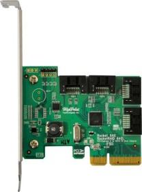 HighPoint Rocket 640L, PCIe 2.0 x4