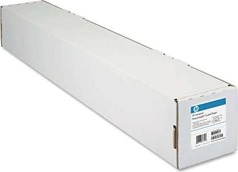 "HP Q1414A heavy coated paper 42"", 30.5m -- via Amazon Partnerprogramm"