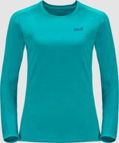 Jack Wolfskin Hydropore XT Shirt langarm aquamarine (Damen) (1805372-1105)