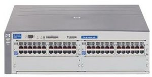 HP ProCurve switch 4148 GL, 48-port, managed, Layer 3 (J4888A)