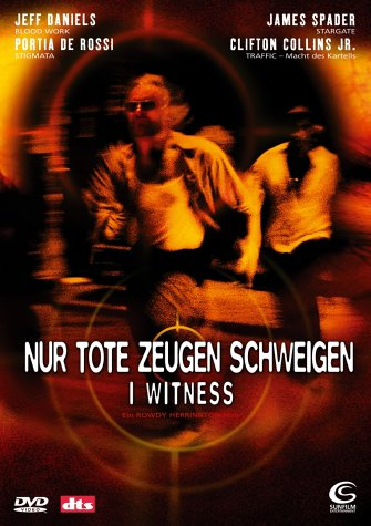 I Witness -- via Amazon Partnerprogramm