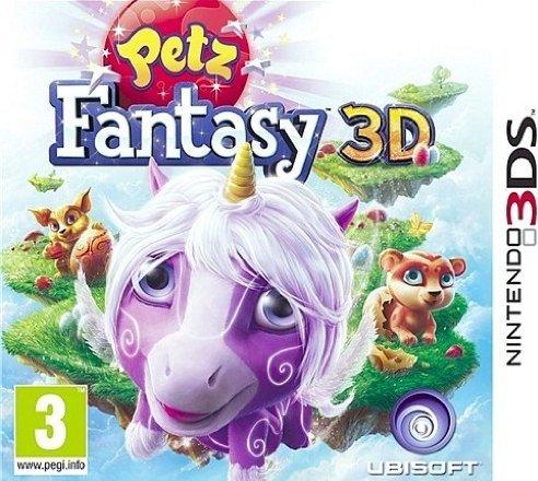 Fantasy Petz (deutsch) (3DS) -- via Amazon Partnerprogramm