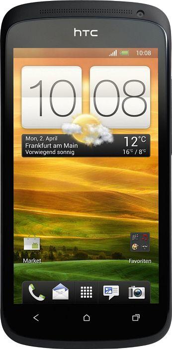 HTC One S schwarz