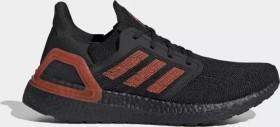adidas Ultra Boost 20 core black/solar red (Herren) (EG0698)