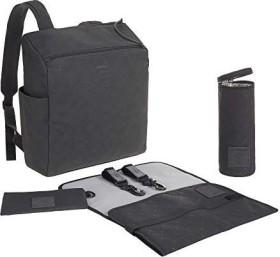Lässig Tender Backpack Wickelrucksack anthracite (1103027236)