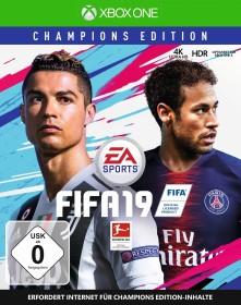EA sports FIFA football 19 - Champions Edition (Xbox One)