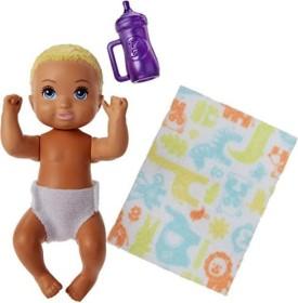 Mattel Barbie Babysitters Inc. Baby blond (FHY80)